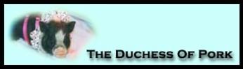 Duchess of Pork
